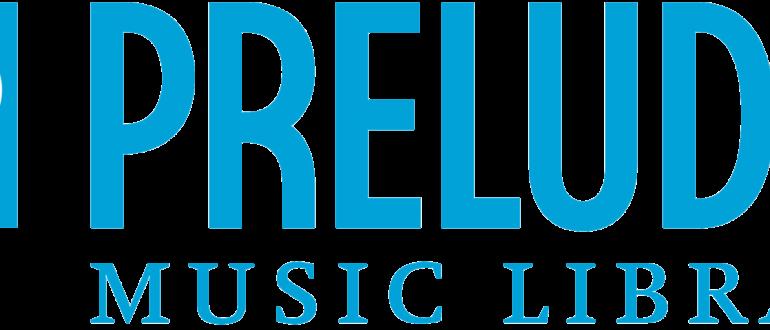 Logo Preludio Music Library